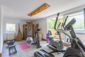 salle fitness brides les bains